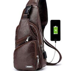 Anti Theft Sling Bag Shoulder